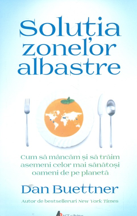 carte Solutia zonelor albastre