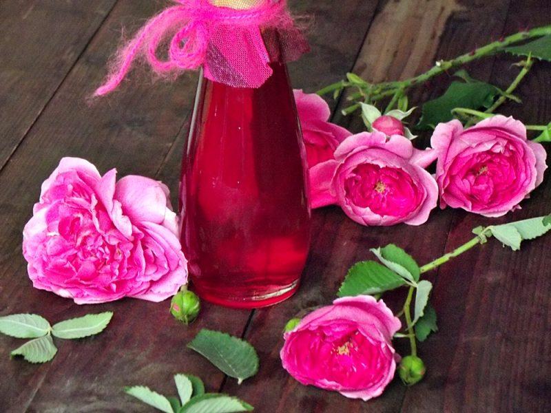 Sirop de trandafiri