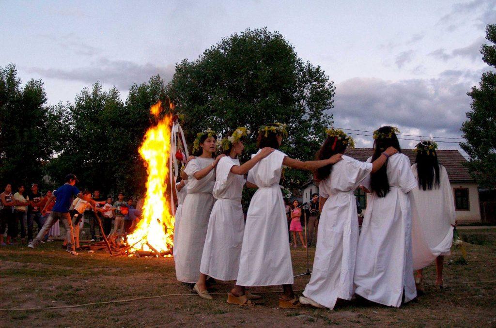 Rusalii - Dansul Rusaliilor