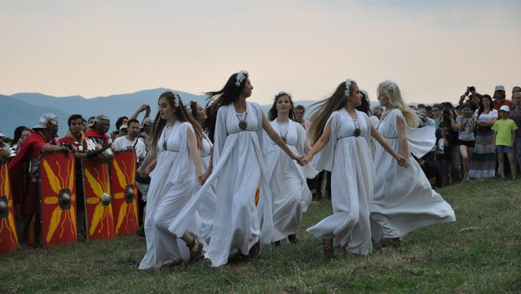 Rusalii - Dansul ielelor